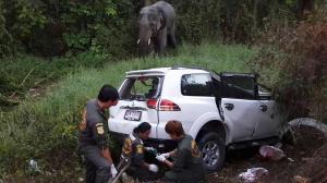 Thailand-Unfall